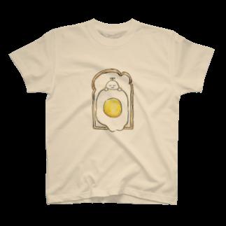 メバエマツモトのすやすやとーすと T-shirts