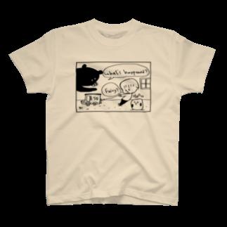 egu shopのKokeshi Fairy T-shirts