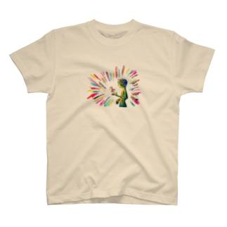 妖精と人間 T-shirts