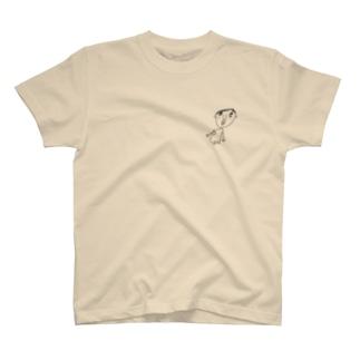 中年のトリプルスリー T-shirts