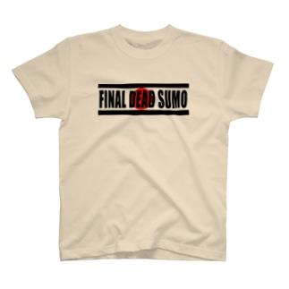 FINAL DEAD SUMO T-shirts