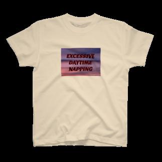 nappinの過度なお昼寝 T-shirts