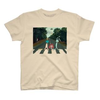 アビーロード T-shirts