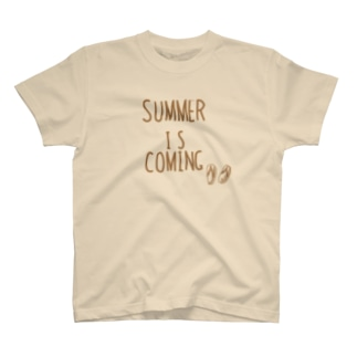 Summer is coming T-shirts