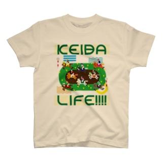 KEIBA LIFE!!!! T-shirts
