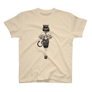 おんなのせなか T-shirts