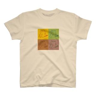 にゃんちゅう T-shirts