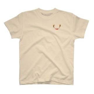 OTO OTOブローチ付けてるみたいでしょ T-shirts