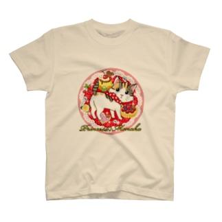 プリンセスもなか(イラストB) T-shirts