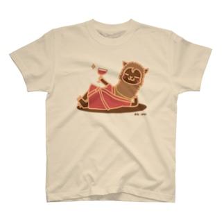 ある・ぱか T-shirts