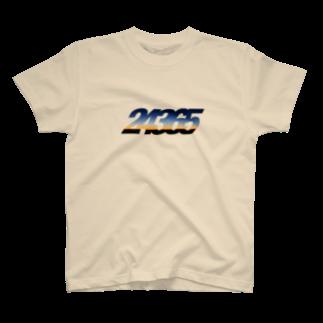 shornandyarnの24365 T-shirts