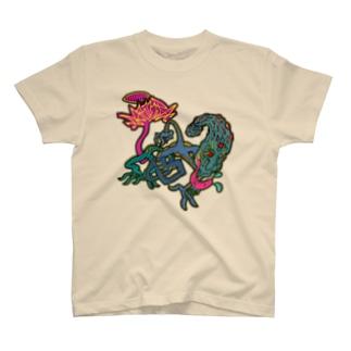カラヤブ T-shirts