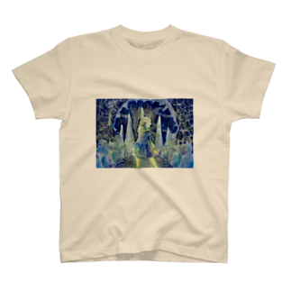 賢治八軒の鉱石洞窟 T-shirts