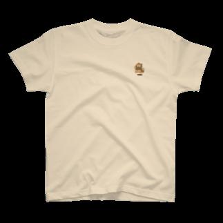 mmm_310310のおかか(いかなくちゃ) T-shirts