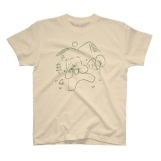 フェスだベア〜 T-Shirt