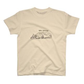 山ドラゴン(ヤマドラゴン) T-shirts