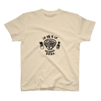 沖縄そばBK T-shirts