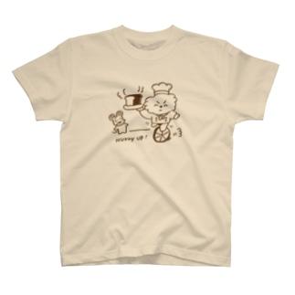 コアラとねずみ パン屋ver. T-shirts