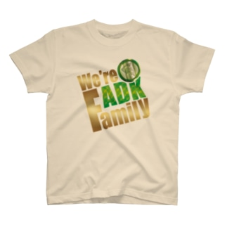 We're ADK family T-shirts