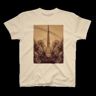 memoryの鉄塔 T-shirts
