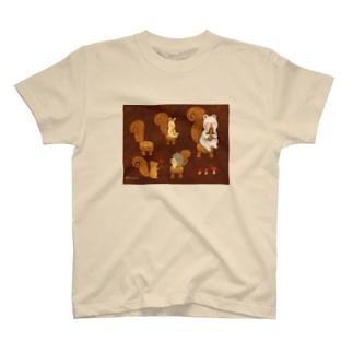 リスイス T-shirts