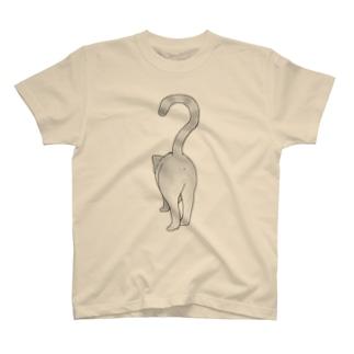 はてなねこ T-shirts
