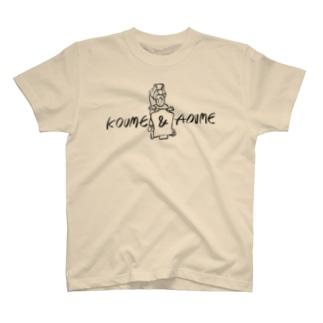 KOUME&AOUME T-shirts