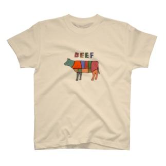 肉の部位 T-shirts