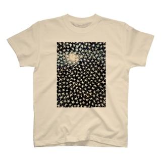 ほしのぬけたよぞら T-shirts
