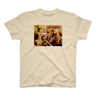 花より美しいもの T-shirts
