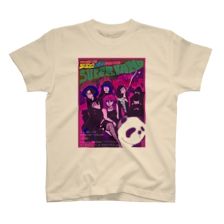 MIKKU&THE SUPER ULTRA MIRACLE SUPER BAND T-shirts