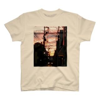 වර්මිලියන් වීදිය🍁 T-shirts