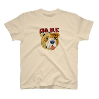 DAME DOG T-shirts