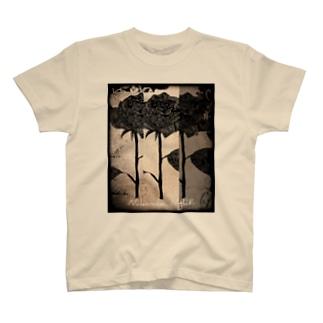 中川先生とナカナカSHOPのT-shirt-Three-R-b T-shirts