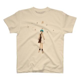 セイコッチボーダー T-shirts