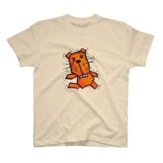 ガタガタぬーさん T-shirts
