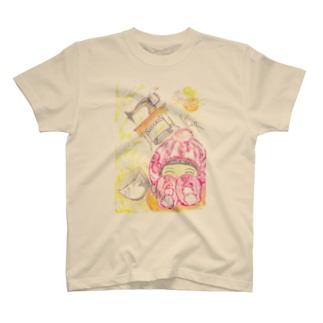 手仕事の冬 T-shirts