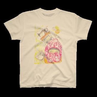 めりこの手仕事の冬 T-shirts