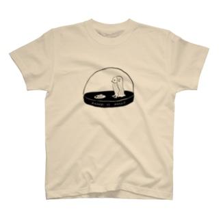 AMAEBI VS AMABIE T-shirts