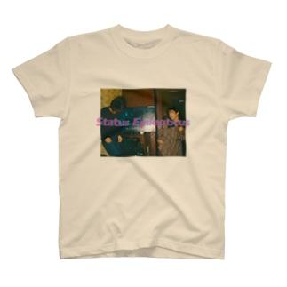 指の#いのちをけずったな T-shirts