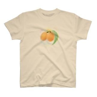 癒しの枇杷 T-shirts