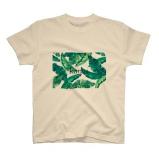 Kanoa T-shirts