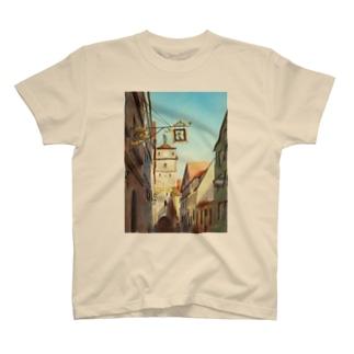 ローテンブルク T-shirts