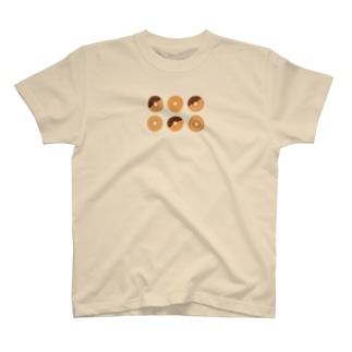 シンプルドーナツ【Tシャツ】 T-shirts
