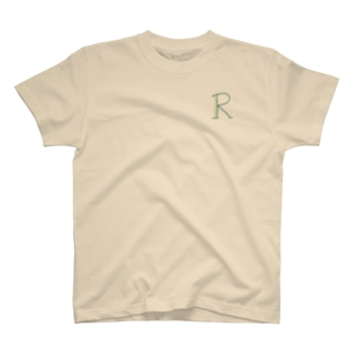 embroideryprint_R T-shirts