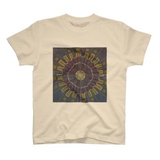 灼熱の太陽 T-shirts