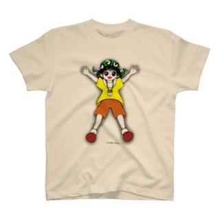 ユウキ「抱き枕にして良いですよ!」 T-shirts