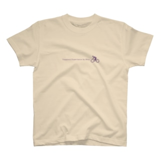 LAID BACK Tee ver.backprint T-shirts
