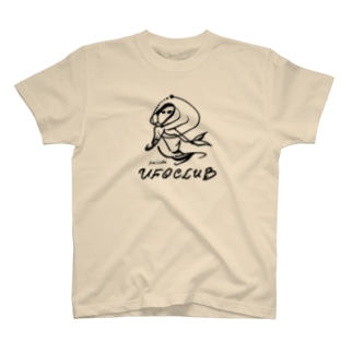 山本精一 x U.F.O.CLUBオリジナルTシャツ T-shirts