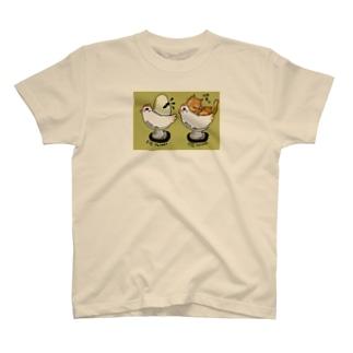 Jacoのエッグホルダー T-shirts